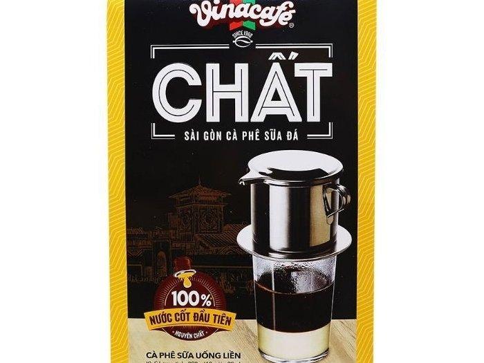 Vinacafe Chất - Sài Gòn Cà Phê Sữa Đá1