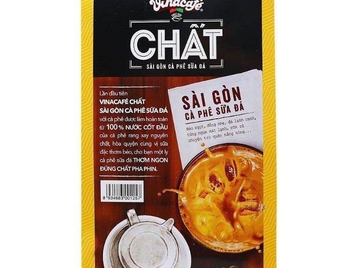 Vinacafe Chất - Sài Gòn Cà Phê Sữa Đá2