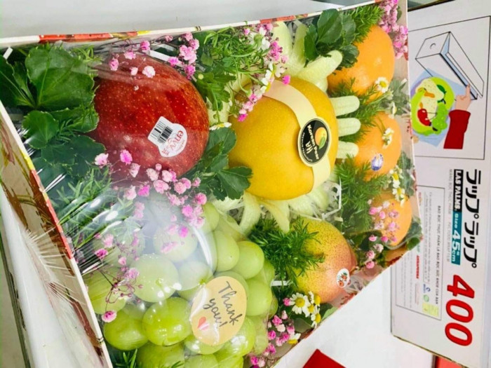 Mua hộp quà sinh nhật đẹp - SH160 -  Gọi: 0938 39 59 39 0