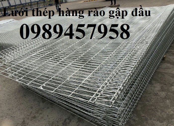 Nhà sản xuất Lưới thép hàn chập phi 6 ô 200x200, D6 200*200, A6 200*2002