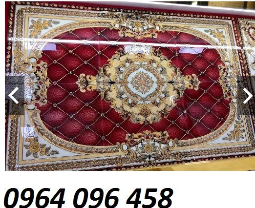 Gạch thảm - thảm gạch phòng khách - KD438