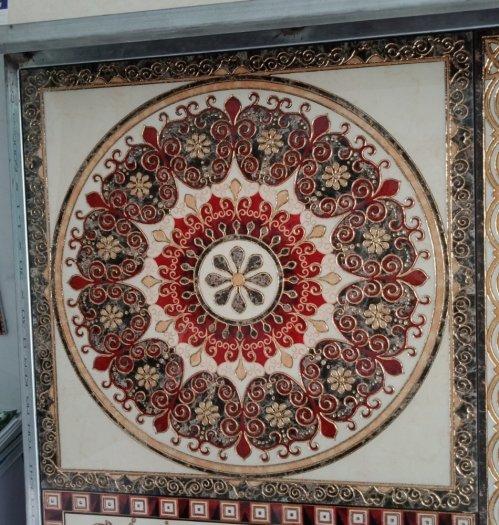 Gạch thảm - thảm gạch phòng khách - KD435