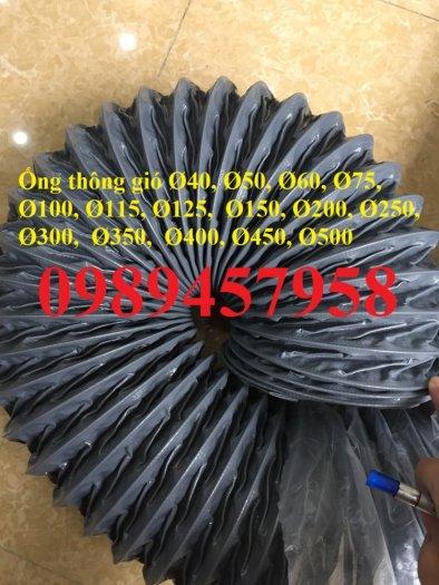 Ống thông gió công nghiệp phi 60, ống thông khí phi 75, ống hút khí phi 100, phi 1153