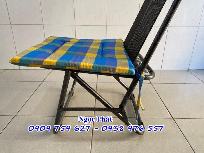 Nệm ngồi ghế cafe - Nệm lót ghế trà sữa - Nệm ngồi - NGỌC PHÁT12