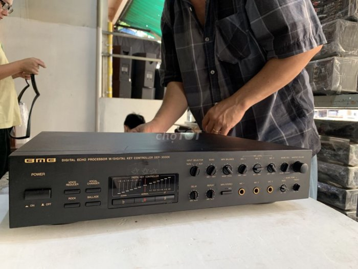 Bán chuyên mixer BMB 3000K đẹp long lanh, hàng bải tuyển chọn về zin 100%5