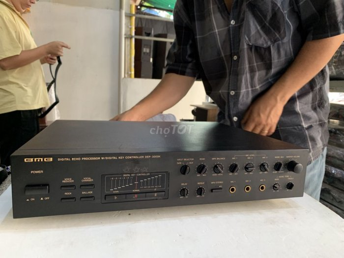 Bán chuyên mixer BMB 3000K đẹp long lanh, hàng bải tuyển chọn về zin 100%3