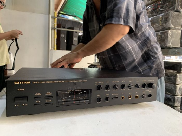 Bán chuyên mixer BMB 3000K đẹp long lanh, hàng bải tuyển chọn về zin 100%2