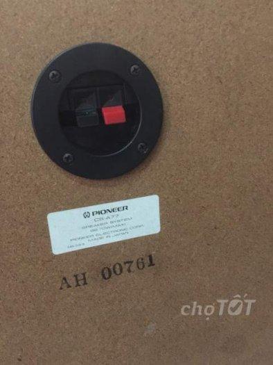 Bán chuyên loa Pioneer CS-A77 đẹp long lanh hàng bải tuyển chọn về zin 100%  không chỉnh sửa,4