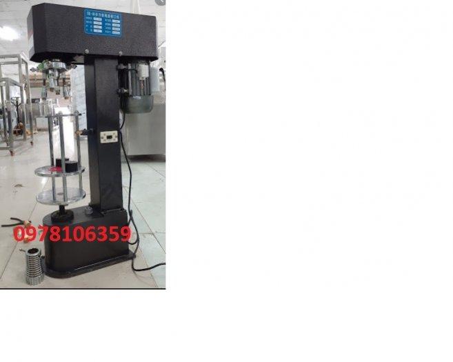 Máy siết nắp chai nhôm, máy đóng nắp chai nhựa, máy siết nắp chai rượu JGS8900