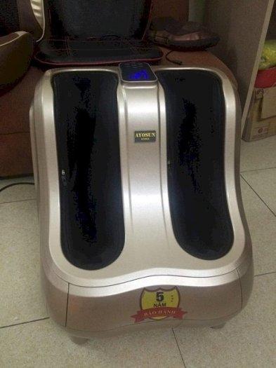 Máy massage chân cao cấp Ayosun Hàn Quốc bảo hành 5 năm1