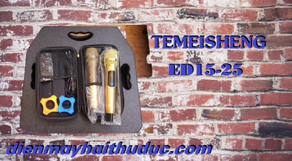 Loa kéo Temeisheng ED15-25 dòng hay nhất trong mẫu ED1