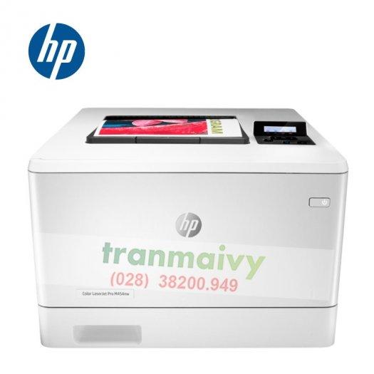 Máy in màu HP Color Laserjet pro m454dn giá siêu cực tốt1