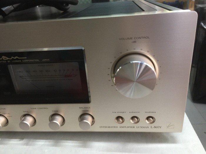 Bán chuyên ampli luxman L507F hàng bải tuyển chọn6