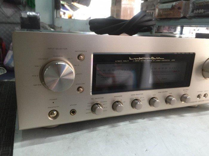 Bán chuyên ampli luxman L507F hàng bải tuyển chọn2