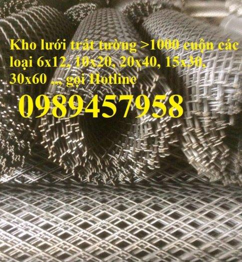 Chuyên Lưới trát tường 6x12, Lưới chống thấm tường ô 5x5, 10x10, Lưới 10x20, 20x404