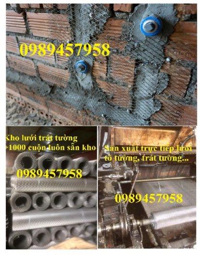 Phân phối lưới 5x5, 10x10, 25x25, Lưới 10x20, 15x30, Lưới chống nứt tường, Lưới chống thấm4