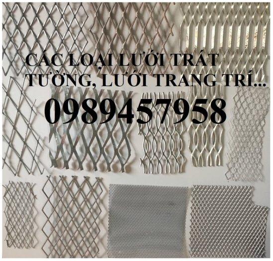 Phân phối lưới 5x5, 10x10, 25x25, Lưới 10x20, 15x30, Lưới chống nứt tường, Lưới chống thấm3