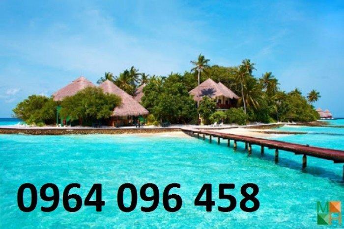 Tranh gạch 3d - gạch tranh 3d bờ biển cây dừa3