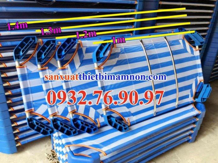 Giường ngủ lưới cho trẻ5