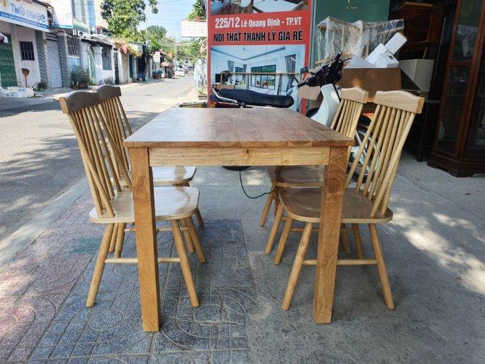 Bộ bàn ăn giá rẻ vũng tàu1