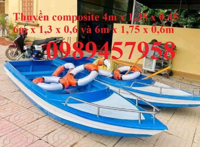 Thuyền 4m chở 4-6 người, Cano 6m chở 10-12 người, Thuyền chở 8 người1