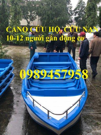 Những mẫu cano và thuyền chở khách 6-8 người, Cano chở 10-12 người giá rẻ3