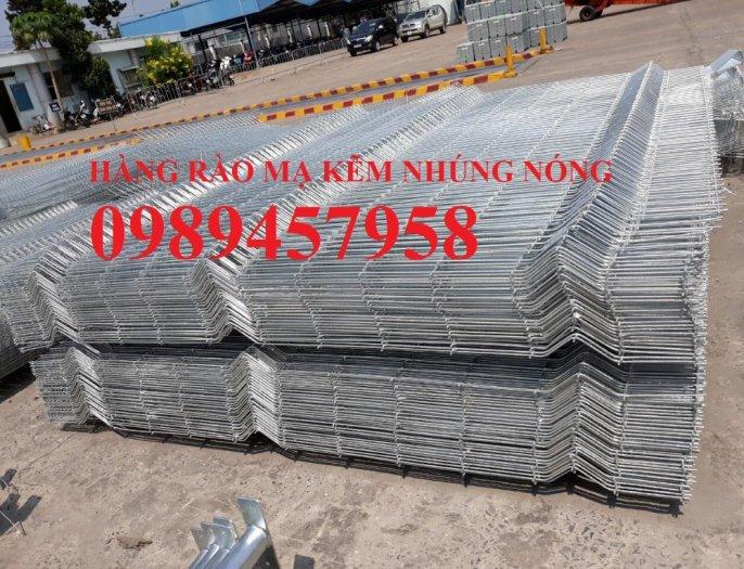 Sản xuất lưới Hàng rào nhà xưởng, Hàng rào công ty, hàng rào nhà để xe4