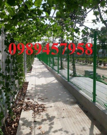 Sản xuất lưới Hàng rào nhà xưởng, Hàng rào công ty, hàng rào nhà để xe1