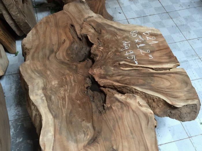Phôi gỗ Me Tây B.210