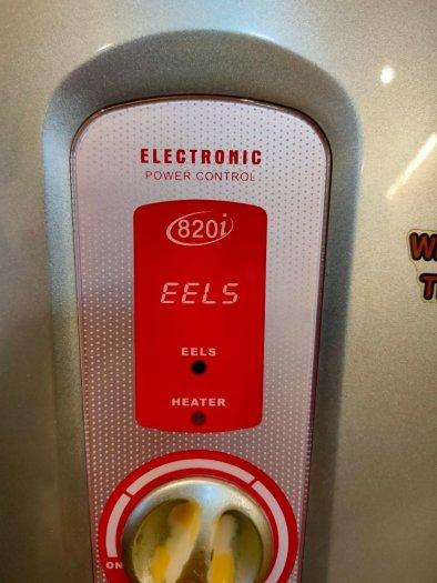 Máy tắm nước nóng trực tiếp Joven 820i .4