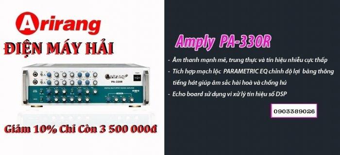 Amply Arirang PA-330R Made in Korea chính hãng 100%3
