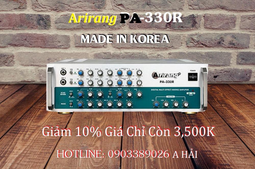 Amply Arirang PA-330R Made in Korea chính hãng 100%1