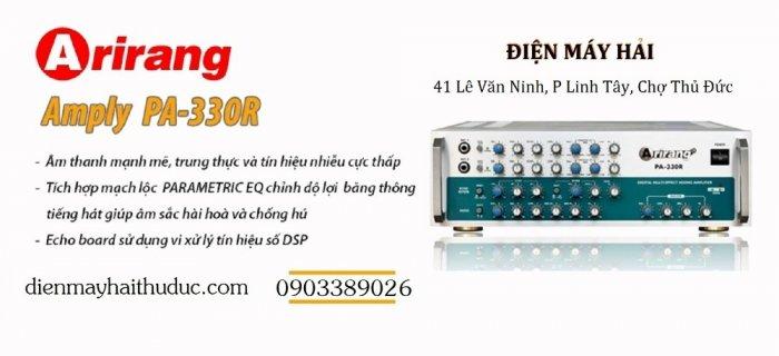 Amply Arirang PA-330R Made in Korea chính hãng 100%0