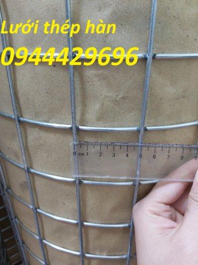 Lưới thép hàn mạ kẽm D3 ô 50 x50 khổ 1.2m sẵn kho .11