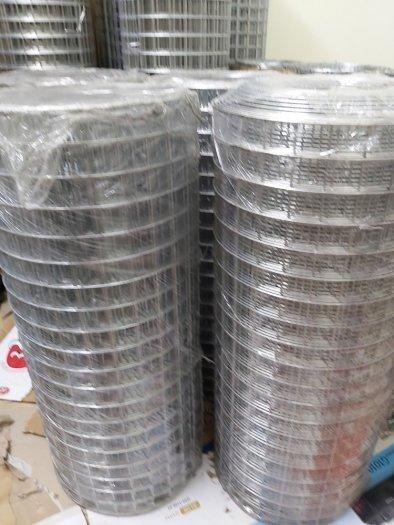Lưới thép hàn mạ kẽm D3 ô 50 x50 khổ 1.2m sẵn kho .9