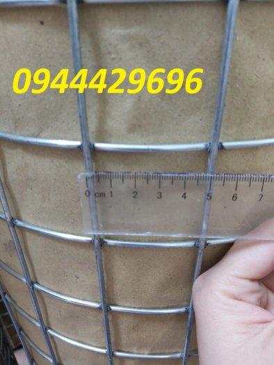 Lưới thép hàn mạ kẽm D3 ô 50 x50 khổ 1.2m sẵn kho .8