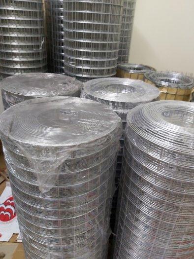 Lưới thép hàn mạ kẽm D3 ô 50 x50 khổ 1.2m sẵn kho .3