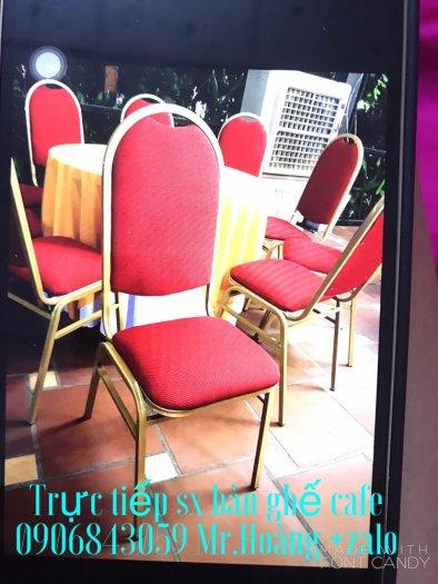 Bán bàn ghế nhà hàng khách sạn giá rẻ0