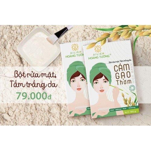 Cám Gạo Thơm Ái Liên (Rice Bran) - Ái Liên Hoàng Tường0