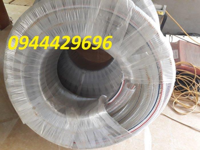 Cung cấp ống nhựa mềm lõi thép phi 1002