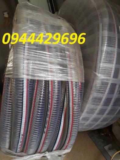 Ống nhựa mềm lõi thép  Phi42 hàng sẵn kho9