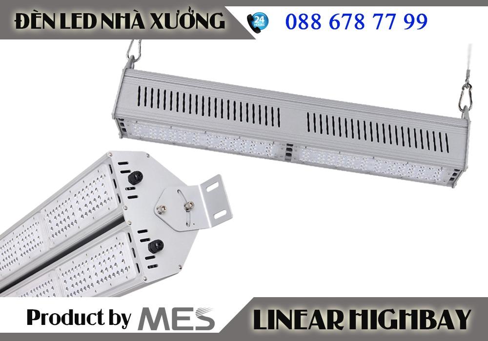Đèn nhà xưởng Highbay 100w chính hãng1