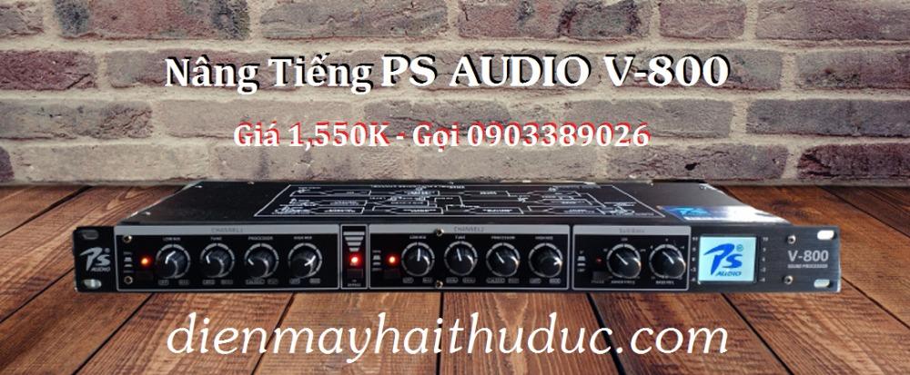Mixer nâng tiếng PS Audio V-800 mẫu mới 20215