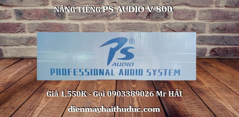 Mixer nâng tiếng PS Audio V-800 mẫu mới 20213