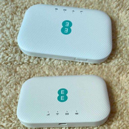 Bộ phát Wifi 4G Alcatel EE71 Cat6 tốc độ cao 4G. Hỗ trợ 20 user3