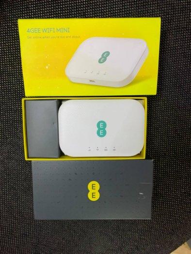 Bộ phát Wifi 4G Alcatel EE71 Cat6 tốc độ cao 4G. Hỗ trợ 20 user8