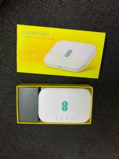 Bộ phát Wifi 4G Alcatel EE71 Cat6 tốc độ cao 4G. Hỗ trợ 20 user7