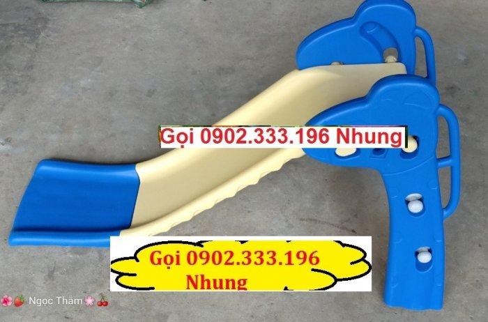 Nơi cung cấp cầu trượt cho trẻ em mầm non giá rẻ2