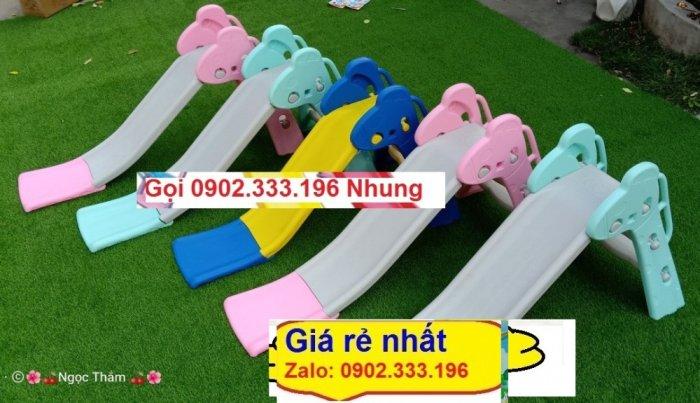 Nơi cung cấp cầu trượt cho trẻ em mầm non giá rẻ1