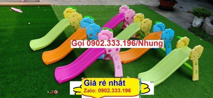 Nơi cung cấp cầu trượt cho trẻ em mầm non giá rẻ0